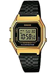 CASIO LA680WEGB-1AEF LADIES RETRO WATCH