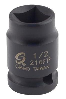 Sunex 216fp 1/2-Inch Drive 1/2-Inch Female Pipe Plug Socket