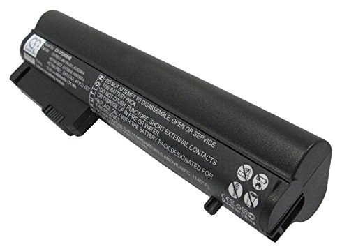 Replacement Battery for COMPAQ Business Notebook 2400 Business Notebook 2510p Business Notebook nc2400 Part NO 404887-241 404888-241 411126-001 411127-001 412779-001 - Notebook 2510p