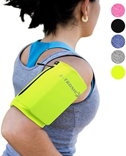 Phone Armband Sleeve Fluorescent Accessories