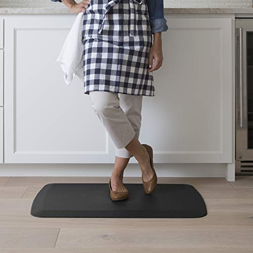 GelPro Basics Anti-Fatigue Gel & Foam Comfort Kitchen Floor Mats for Standing Comfort 20 x 32 x 5/8