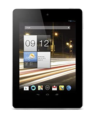 Acer Iconia A1-810-L416 7.9-Inch 16 GB Tablet (Pure White)