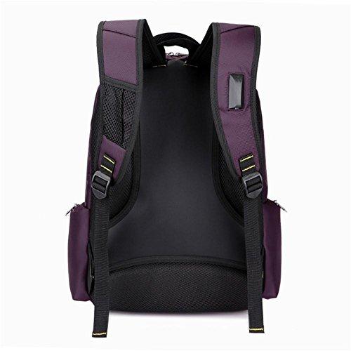 TT Männer und Frauen Business Rucksack Mode Nylon wasserdichte Rucksack Computer Tasche