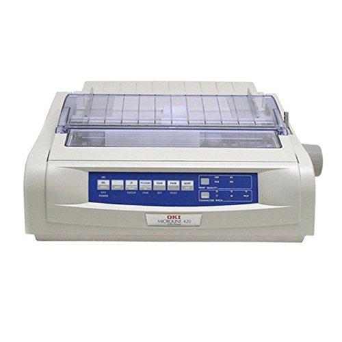Oki MICROLINE 420n Dot Matrix Printer (62418703) by OKI