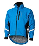 Showers Pass Men's Elite 2.1 Cycling Jacket (Pacific Blue, X-LARGE)