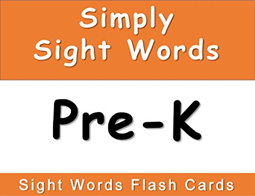 re-K: Digital Sight Word Flashcards (Dolch Sight Word Flash Cards) ()