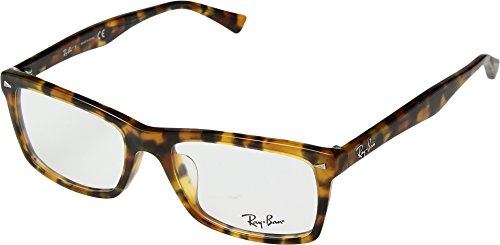 Ray-Ban Unisex 0RX5287F 54mm Havana Brown/Grey One - Ray Ban Measurements