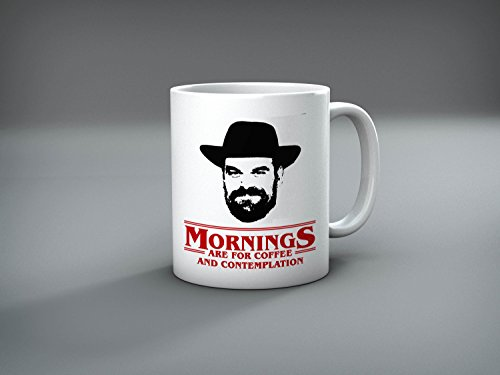 Miracle Tm Stranger Things Mug Mornings For Coffee Contemplation