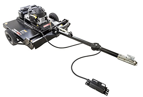 Swisher RC14544CPKA-CA 14.5HP 12V Kawasaki Commercial Pro Rough Cut California Compliant, Black, 44'' by Swisher