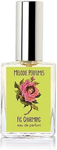 Melodie Perfumes Fig Charming perfume for women. Fresh Mediterranean fig women's fragrance. 15 ml