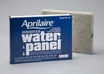 Aprilaire 35 Humidifier Filters, Genuine Media for Aprilaire Models 350, 360, 560, 568, 600, 700, 760 & 768 4 Pack