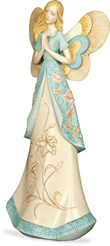 AngelStar 10320 Flowering Grace Angel Figurine, 12-Inch