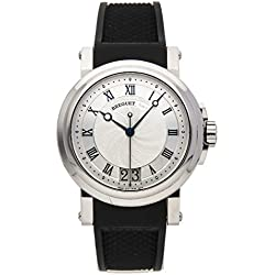 Breguet Marine Mechanical (Automatic) Silver Dial Mens Watch 5817ST/12/5V8 (Certified Pre-Owned)