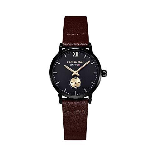 VICTORIA HYDE London Eye Series Retro Women Wristwatches Small Dial Analog Quartz Watches for - Quartz Watch Eye