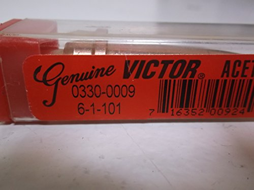 VICTOR 0330-0009-6-1-101 ACETYLENE TIP *NEW IN A BOX*
