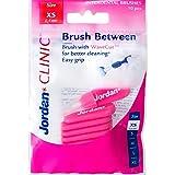 Jordan Clinic Brush Between Extra Small 10pcs 0.4 mm