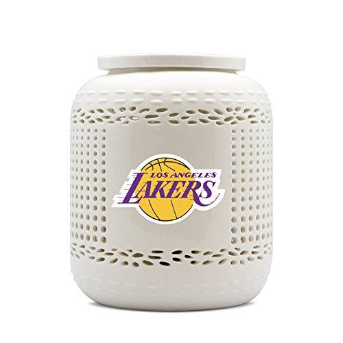 Sculptured Night Light - NBA Los Angeles Lakers Aroma Night Light and Wax Burner