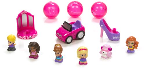 Blip Squinkies Barbie Bubble Pack – Series 6 – Glam with Tiny Toys, Baby & Kids Zone
