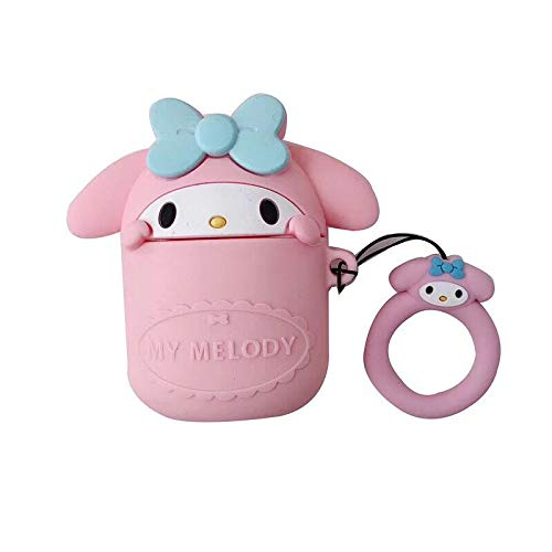 Used, Ultra Thick Soft Silicone My Melody Cup Shaped Case for sale  Delivered anywhere in USA