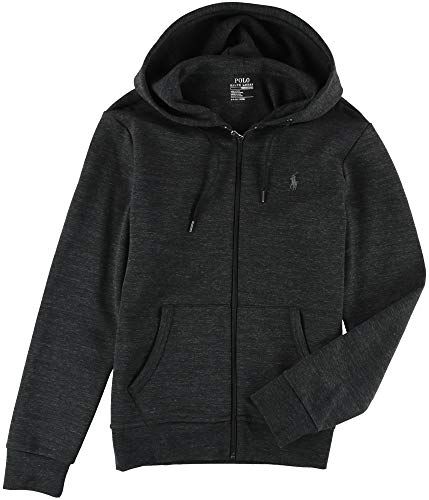Men's Zip Hoodie Knit Ralph Polo Full Lauren Double xBWdCore