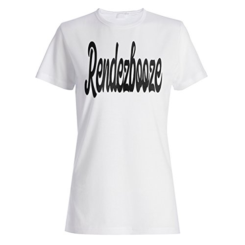 Rendezbooze lustige Neuheit Damen T-shirt d473f