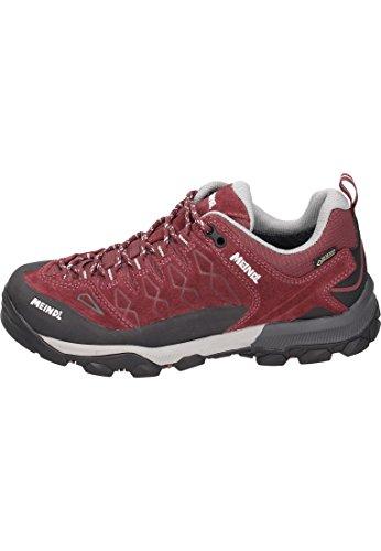 calzado GTX Mujer zapatos Aubergine MEINDL de senderismo NUEVO Zapatos tereno Grau Multifuncional tCI4Cqn