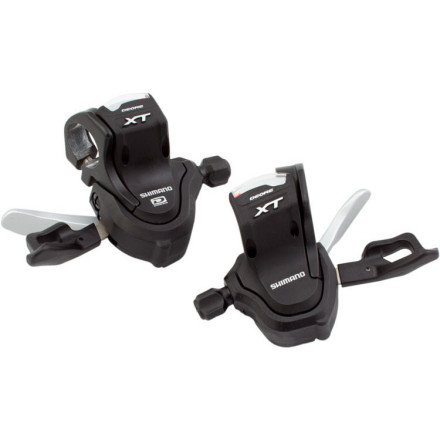 (Shimano Deore XT SL-M780PA 2/3 x 10 Speed Shifter front/rear levers Set)