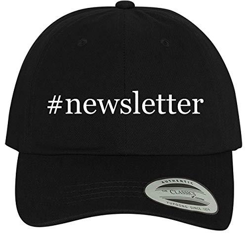 - BH Cool Designs #Newsletter - Comfortable Dad Hat Baseball Cap, Black
