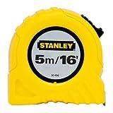 STANLEY 30-496 5m/16 x 3/4-Inch STANLEY Tape Rule, cm Graduation