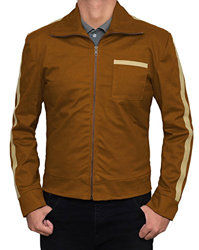 Mens Legion Dan Stevens Jacket - Light Summer Jacket | Legion Jacket, L by Decrum