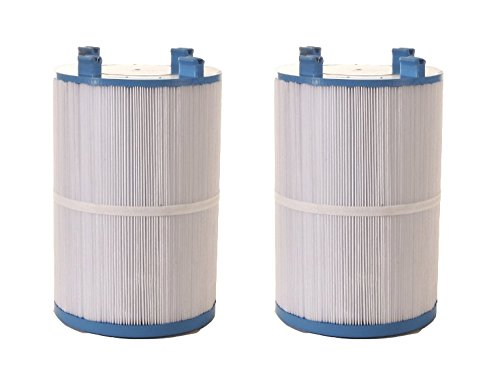 D1 Spas - Unicel 2 C7367 Replacement Cartridge Filters 75 Sq Ft Dimension One PDO75-2000