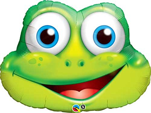 Funny Frogs Foil - 32