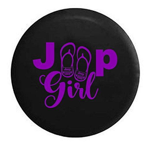 purple jeep wrangler wheel cover - 7