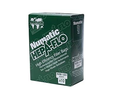 Amazon.com: Nacecare 604011 HEPA-Flo bolsas de aspiradora ...