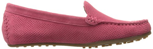 Aerosoles Mujeres Over Drive Slip-on Loafer Pink Suede