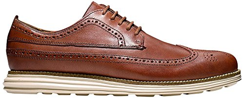 Cole Haan Men's OriginalGrand Long Wingtip 6 Woodbury