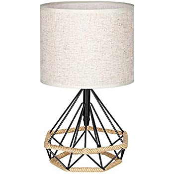 Haitral Bedroom Table Lamp Minimalist Bedside Desk Lamp
