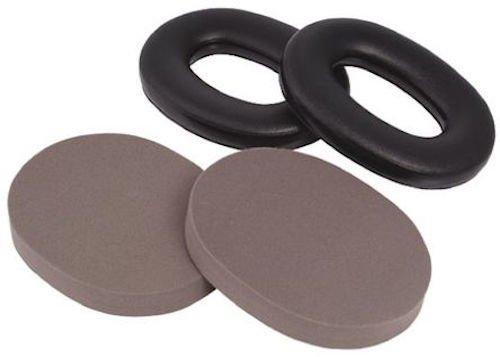 3M Peltor HYX4 Hygiene Kit for Earmuffs, Black (1 Kit)