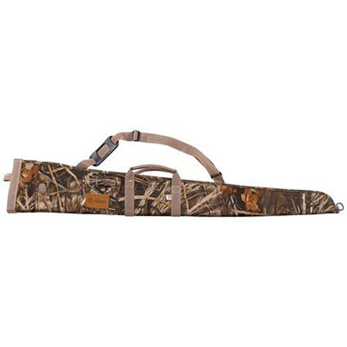 Floating Shotgun Case for Waterfowl Hunters, Realtree MAX-5, Fits Shotguns up to 52