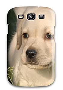 Addfree Fashion Protective Labrador Retriever Puppies Case Cover For Galaxy S3 by Maris's Diary