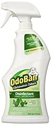 Odoban Disinfectant Eliminate Odors Pack of 2 (24 oz)