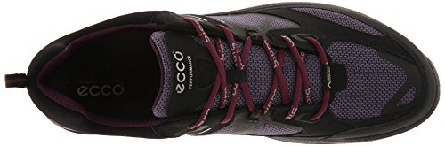 Ultra burgundy Multisports light Womens Noir Femme Black Purple Chaussures Ecco Biom BwqZfZ