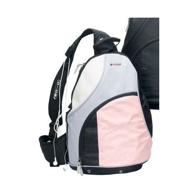 Replay iPod/MP3 Player Sling Backpack Color: Bubblicious ()