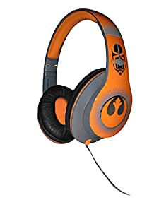 Star Wars Episode 7 Li-M40E7 Over the Hear Headphones with inline Microphone