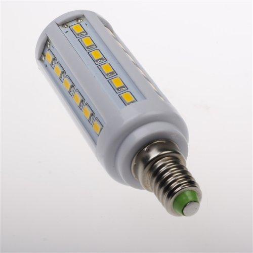 ALLFIVESTARS 10W E14 5630 SMD 42LED 1680LM LED Corn Bulb 220V Cool White Energy Efficient led Light Lamp