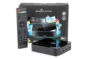 Energy Sistem 383139 - Centro multimedia Smart TV (WIFi integrado, TDT-HD, Android 4.0)