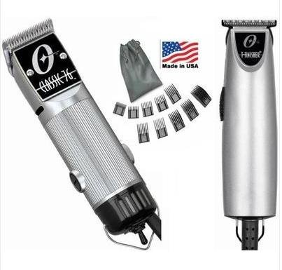 oster 76 clippers silver - 3
