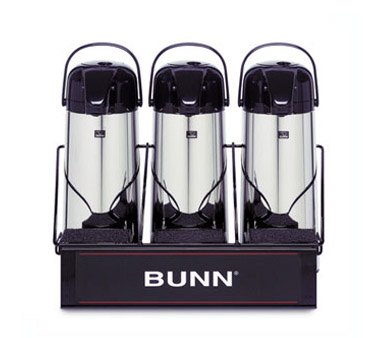Bunn Airpot Serving Rack -APR-3-0003 (Airpots Sold - Bunn Airpot Serving Rack