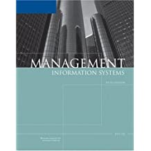 Management Information Systems 5th edition by Oz, Effy (2006) Hardcover