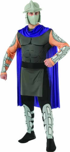 Nickelodeon Ninja Turtles Adult Shredder and Accessories, Multicolor, Standard -